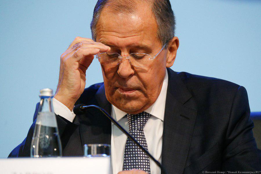 Лавров обвинил НАТО в несоблюдении договоров сРоссией