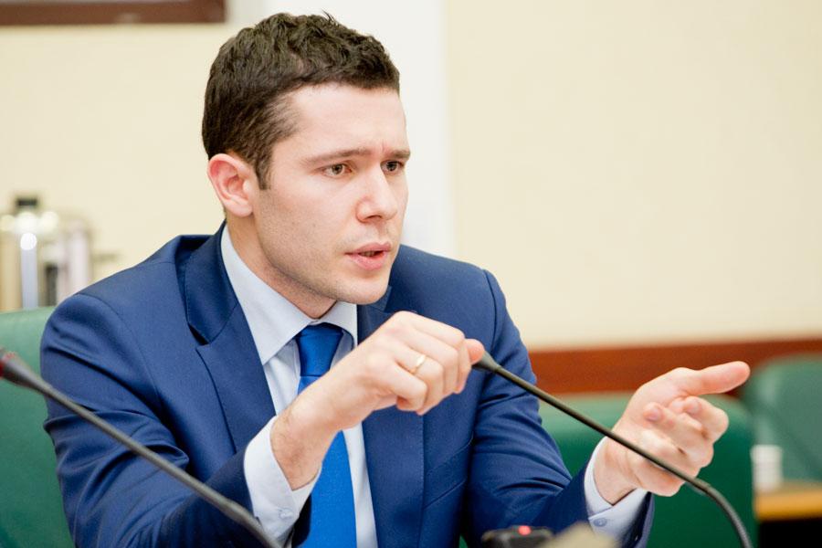 Путин подписал указ оназначении самого юного губернатора Российской Федерации