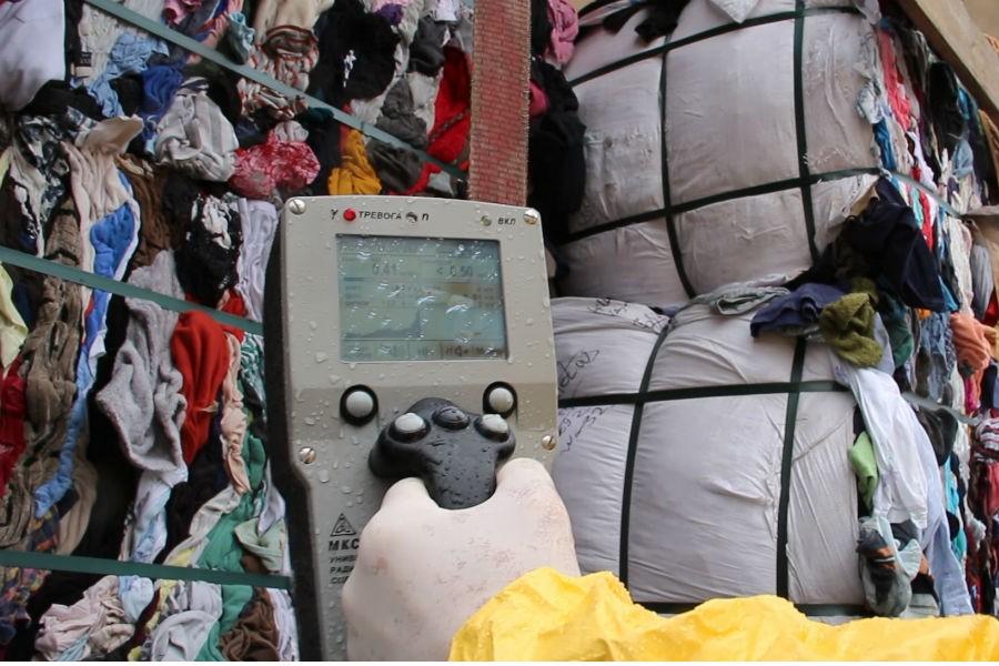 ВКалининградскую область пытались ввезти груз спревышением радиации в243 раза