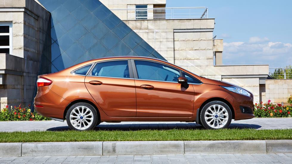Технические характеристики Ford Fiesta (Форд Фиеста)