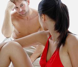 Как не думать сексе