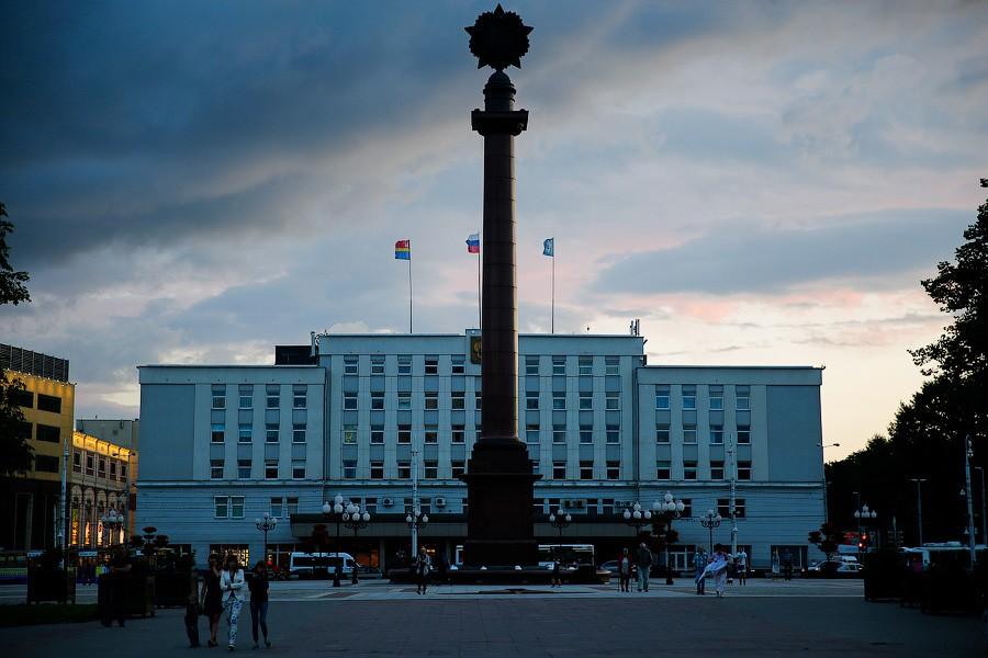 ВКалининграде из-за траурного митинга перекроют движение вцентре города