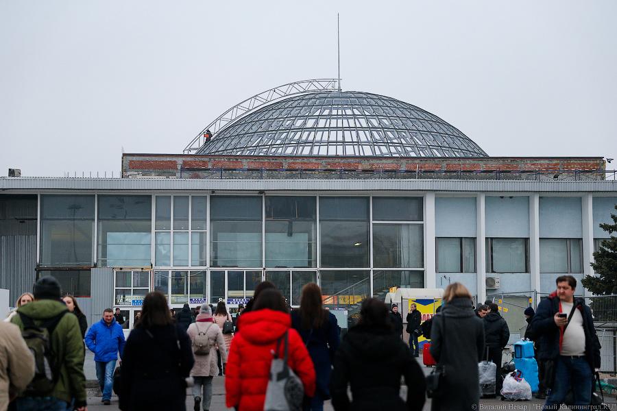 Посмотреть нааэропорт «Храброво» глазами Александра Нерадько