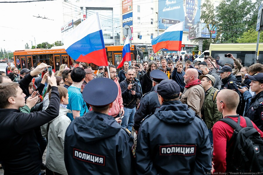 86% граждан России  нехотят участвовать впротестах— Опрос