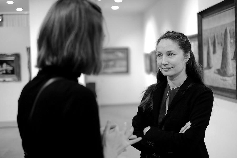 Алина Рудницкая, фото — Виталий Невар, «Новый Калининград»