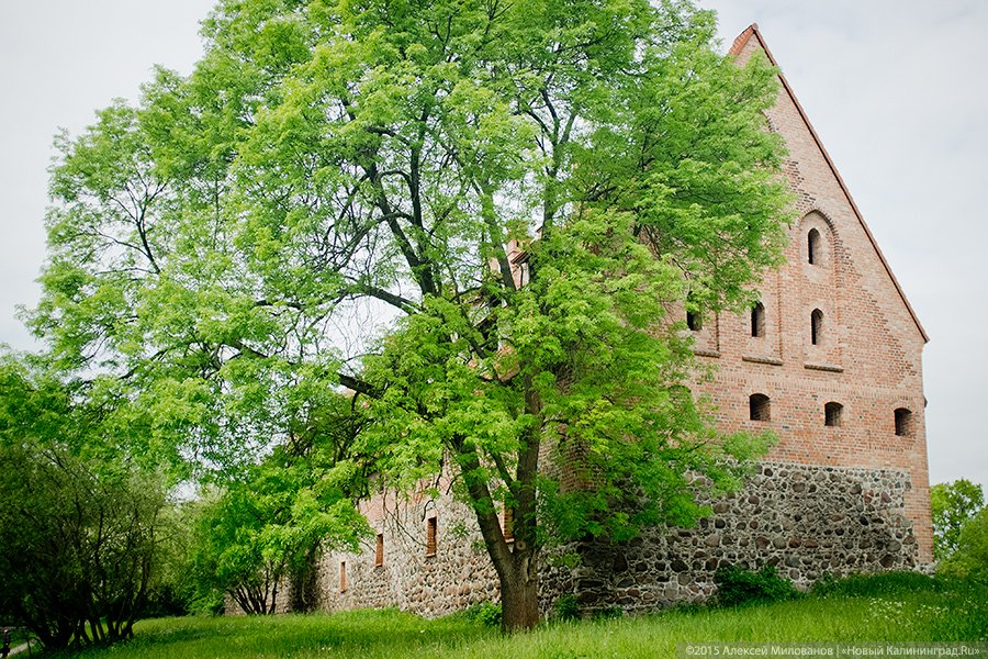 Генпрокуратура потребовала отремонтировать замок Прейсиш-Эйлау