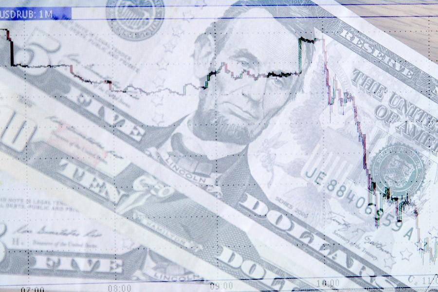 Руб. растет наоткрытии торгов