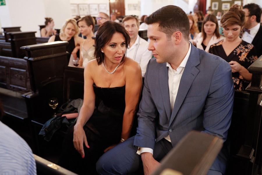 Елена Лядова, Владимир Вдовченков и остальные звезды наоткрытии фестиваля «Короче»