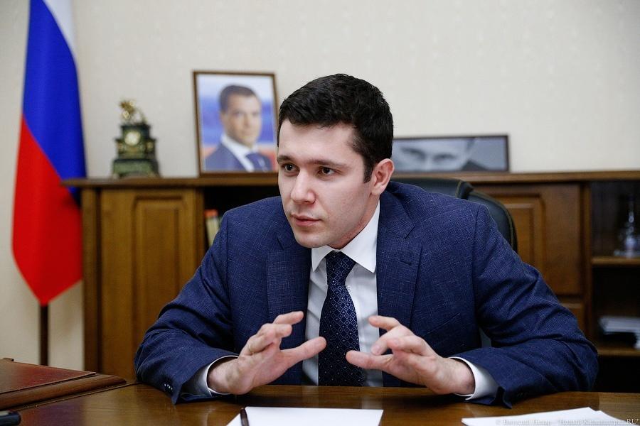 Власти Калининградской области заявили остроительстве новых паромов