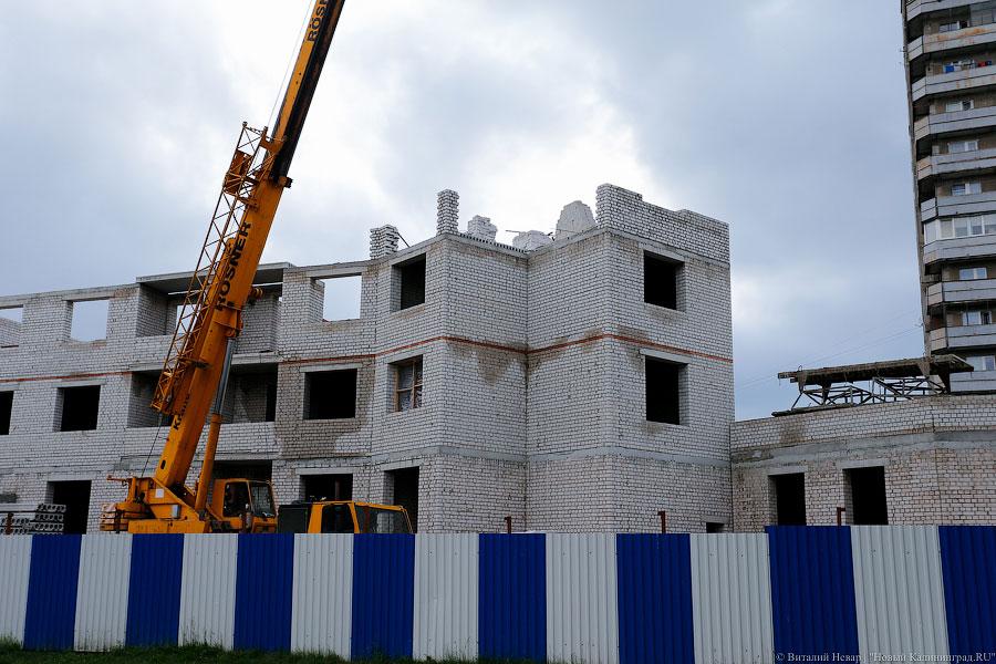 Ввод жилья в РФ снизился на10,4% за7 месяцев— Росстат