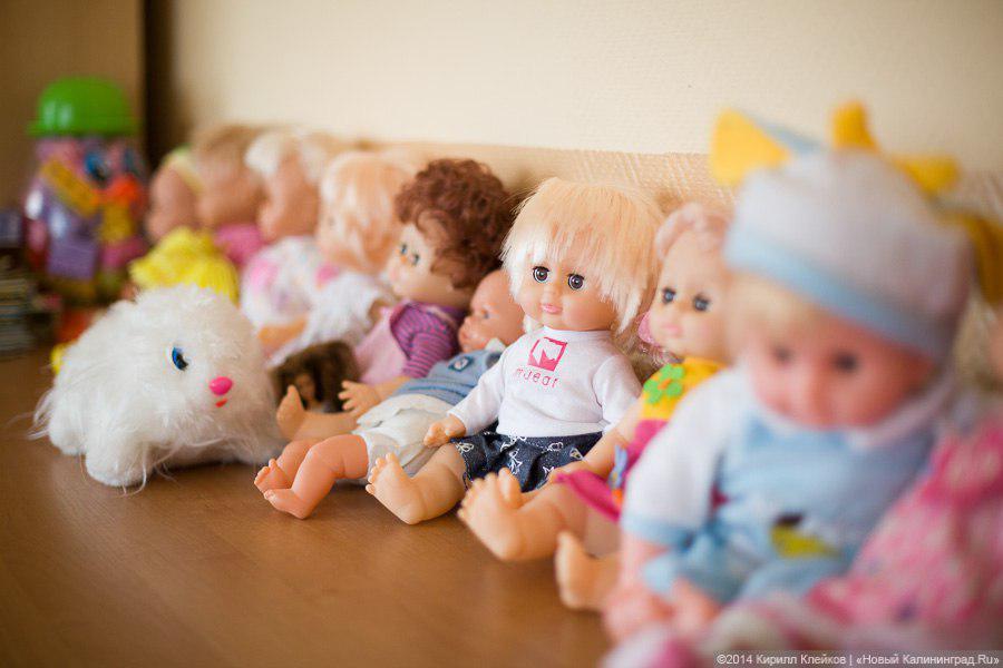 Уброшенных в столице России приемных детей возникла семья идом