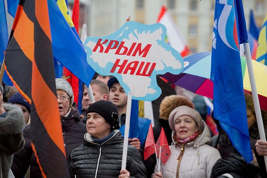 Практически половина граждан России неуверены в следующем дне