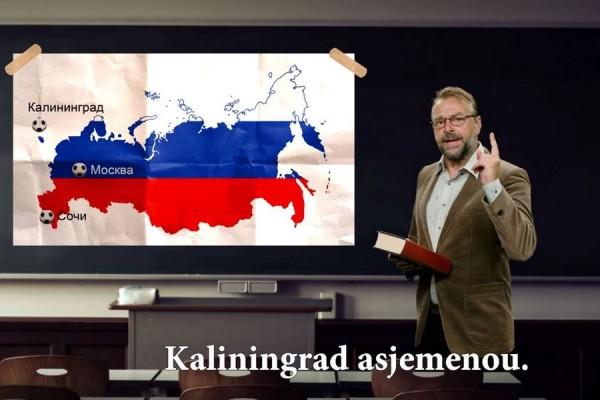 Dva vodka spasiba: бельгиец выпустил клип к поездке сборной на ЧМ-2018 (видео)