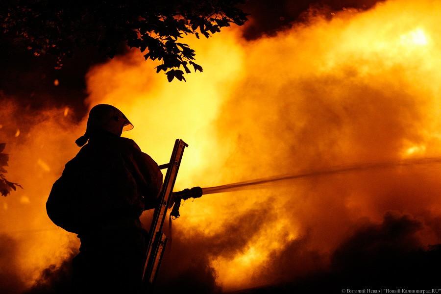 МЧС: Открытое горение в помещении около развлекательного центра вСамаре устранено