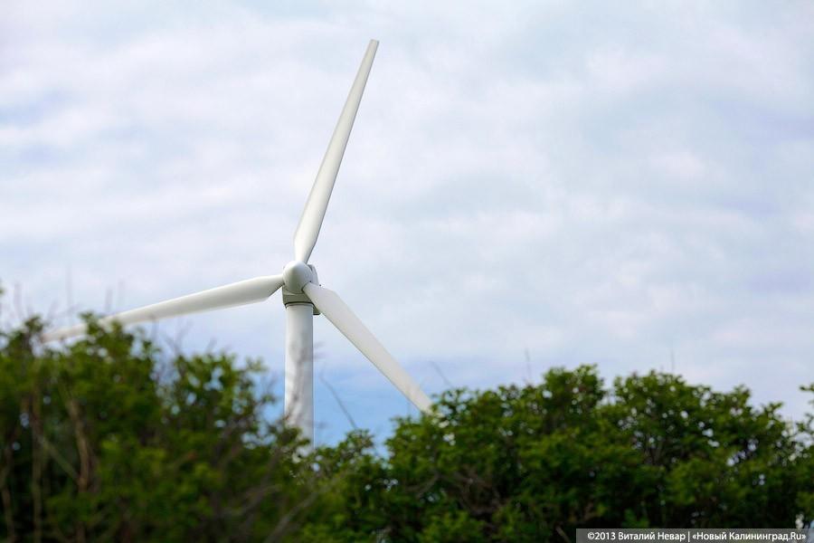 В Польше запустили одну из крупнейших ветряных электростанций в стране