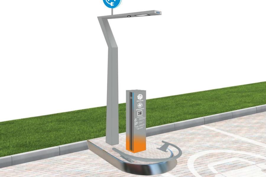 ВКалининградской области натри зарегистрированных электромобиля устраивают шесть электрозаправочных станций