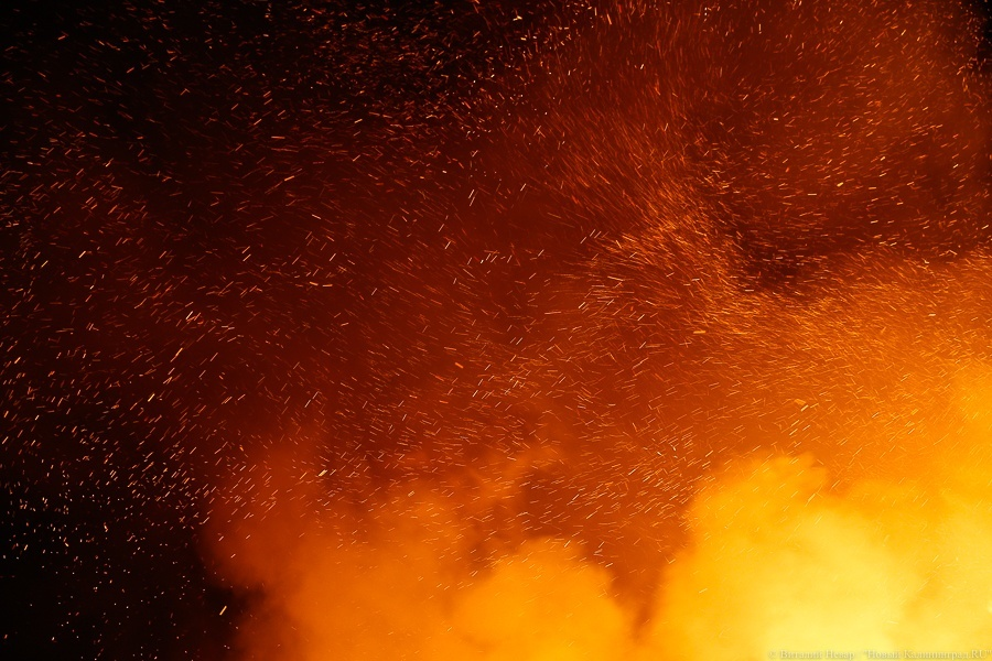 Пятиэтажный дом вСоветске, откуда ночью эвакуировали 42 человека, поджёг местный гражданин
