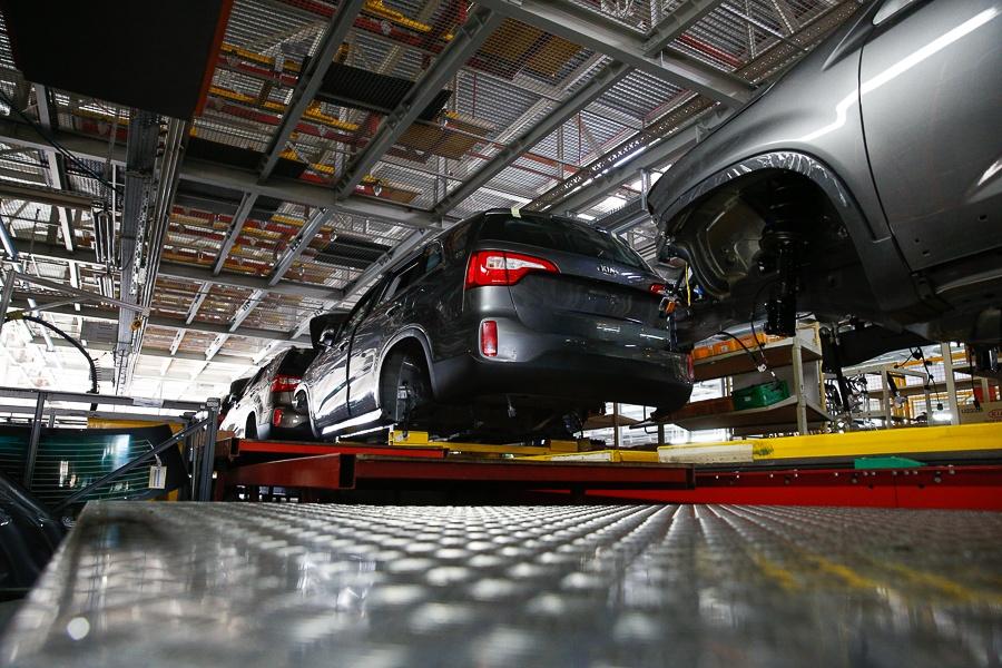 В «Автоторе» планируют выпустить 140 тыс. авто в 2017г