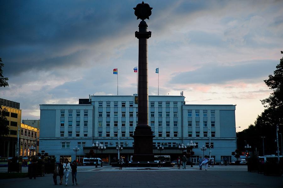 Вконкурсе надолжность главы Калининграда примут участие трое кандидатов