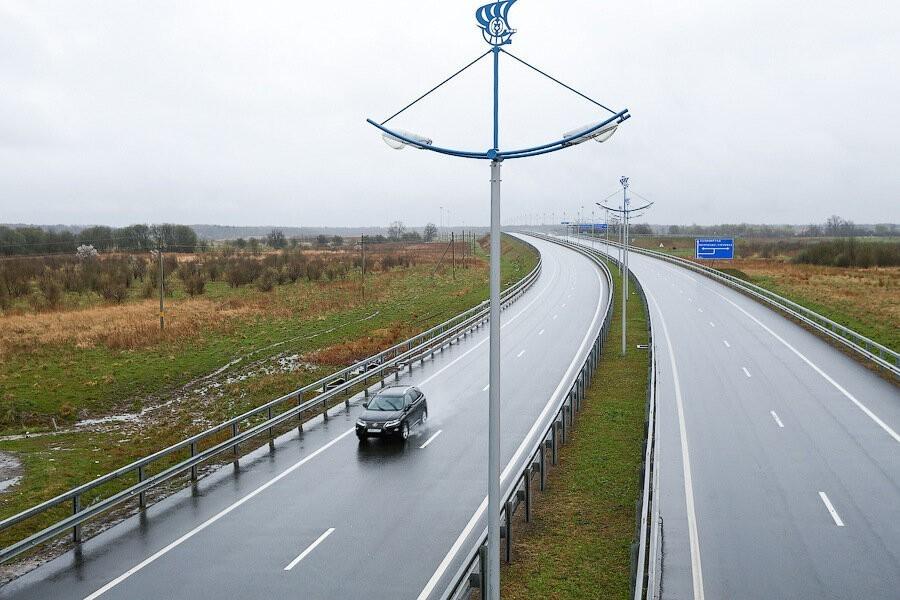 новые развязки дорог в калининграде фото будет
