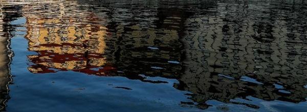 Вечерний @Калининград: вывеска Ермака, неопределённый билет и потоп в планете