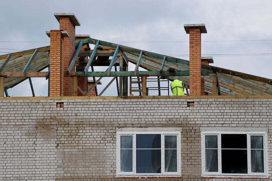 Генпрокуратура требует остановить строительство многоэтажного жилого дома вЗеленоградске
