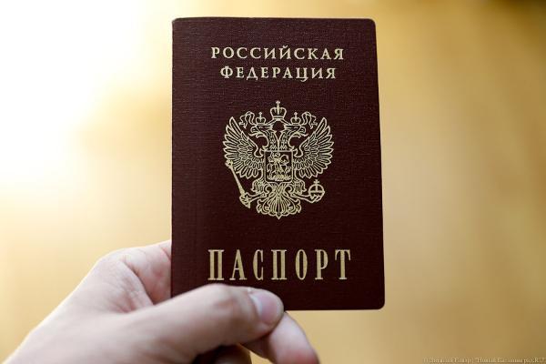 Каждый третий житель россии согласится наэлектронный паспорт взамен бумажного