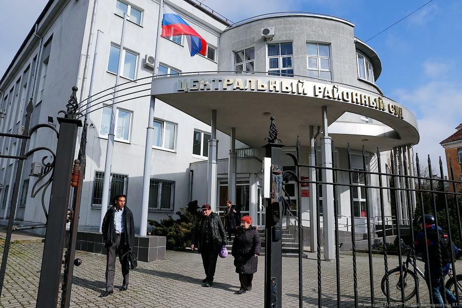 Гражданин Балтийска, пытавшийся уничтожить женщину ради подержанной машины, сел на17 лет