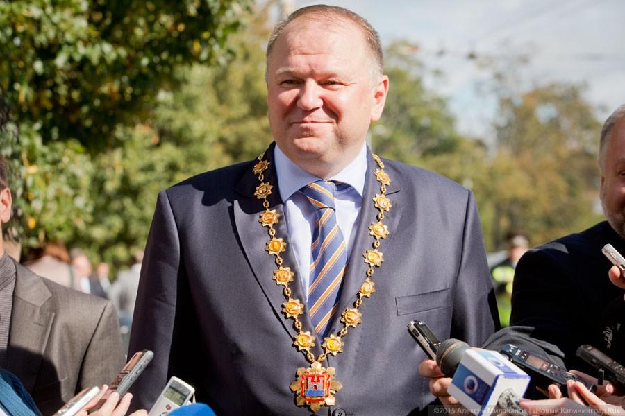 Доходы экс-губернатора Цуканова за2016 год увеличились вдвое