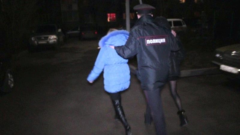 Задержанных фото полиции проституток в