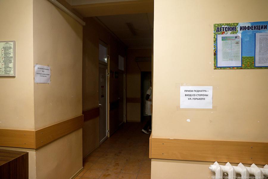 Адрес детская поликлиника каневская регистратура