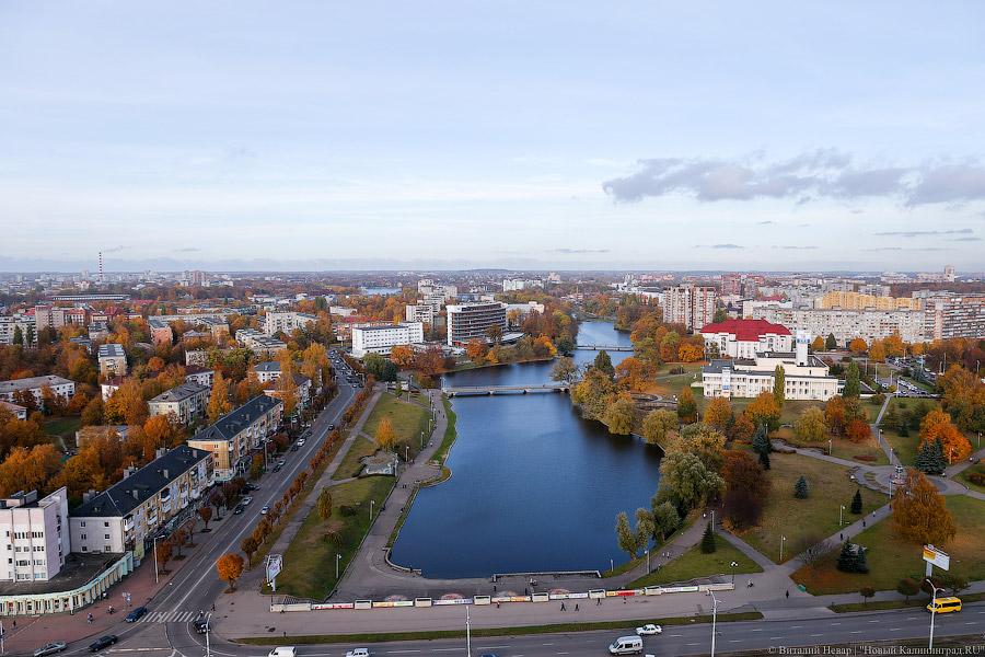 Предприятия Калининграда  заводы России
