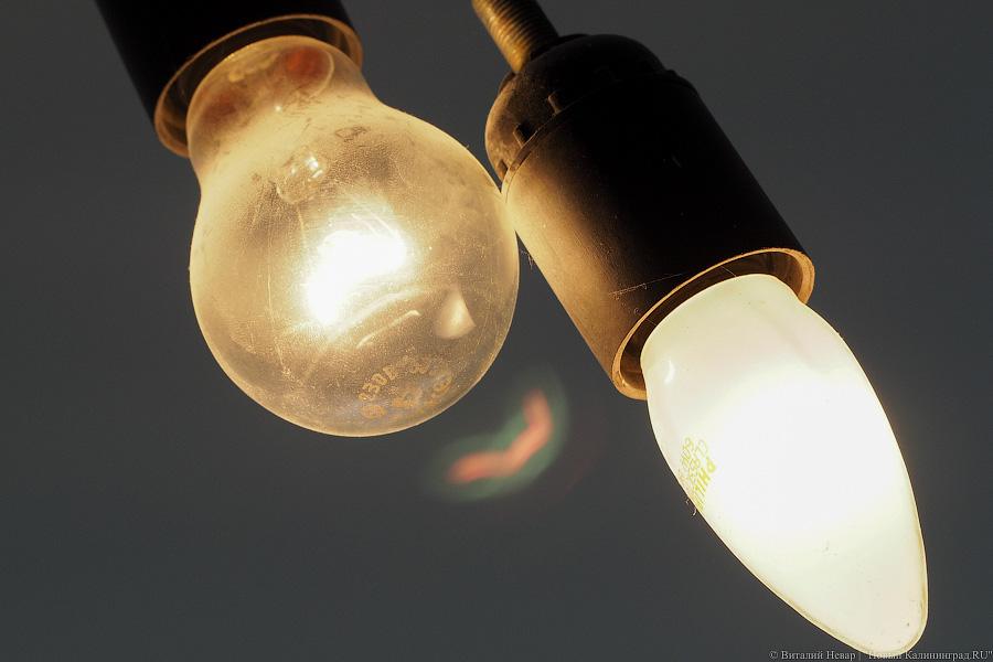 Микрорайон возле Московского проспекта остался без света, не работали светофоры