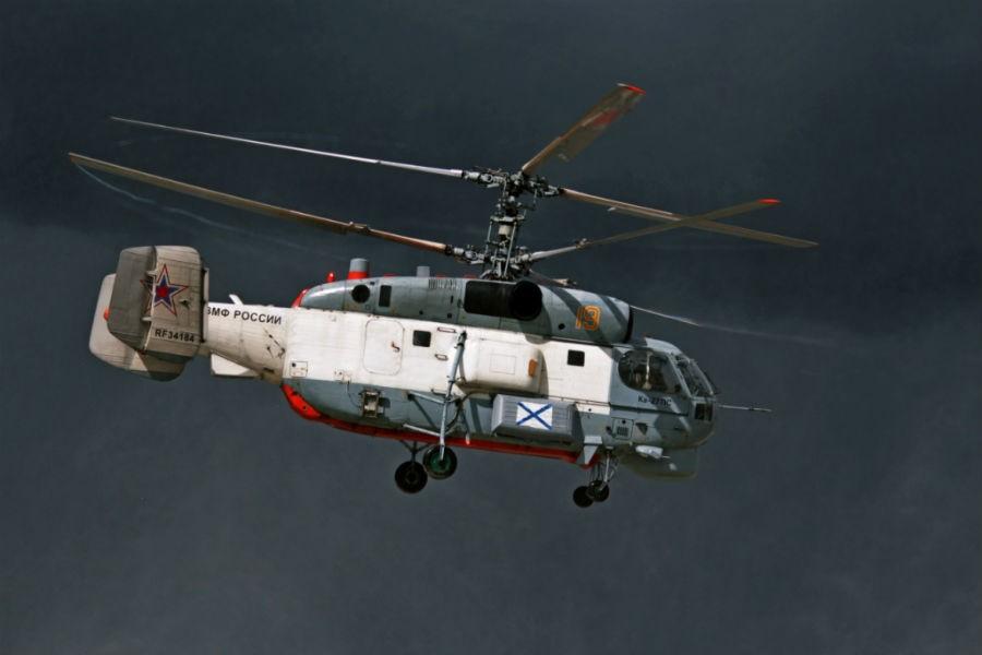 Экипажи противолодочных вертолетов Балтийского флота выполнят бомбометания вморских полигонах