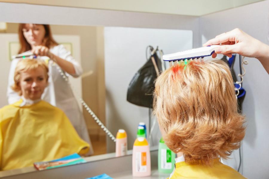Как витамин б влияет на волосы