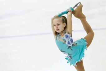 Достоинства и недостатки фигурного катания для детей