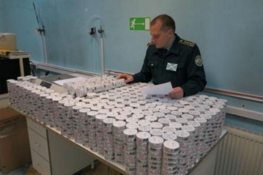 ВКалининградскую область пытались ввезти крупную партию нелегального табака