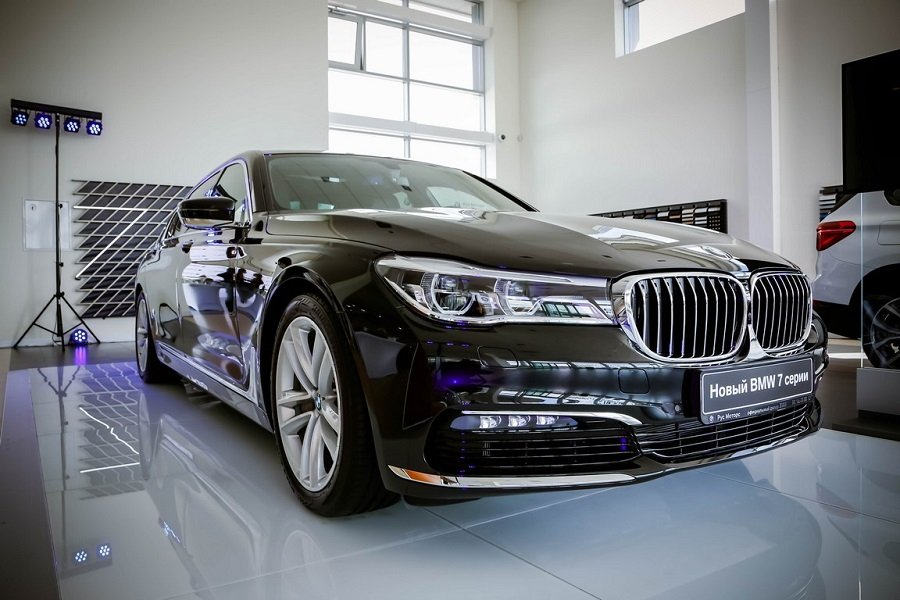 В стиле xDrive: в Калининграде состоялось открытие дилерского центра BMW - Новый Калининград.Ru