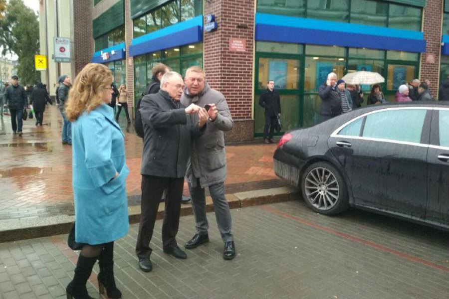 ВКалининграде эвакуировали сооружение мэрии